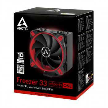 Arctic Freezer 33 eSports ONE - Rouge