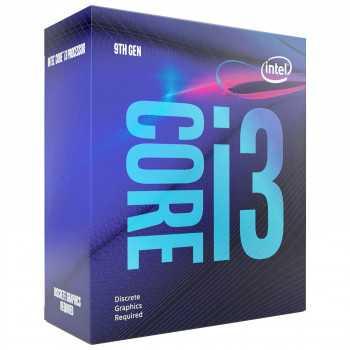 Intel Core i3-9100F (3.6 GHz / 4.2 GHz)