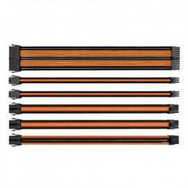 Thermaltake Combo Pack TtMod - Orange et Noir