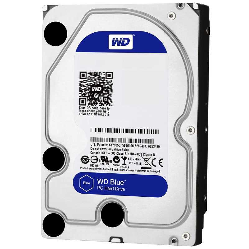Western Digital WD Blue Desktop 1 To SATA 6Gb/s 64 Mo