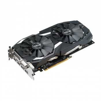 ASUS DUAL SERIES AMD Radeon RX 580 OC EDITION 8GB