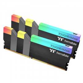Thermaltake ToughRAM RGB 16GB (2x8GB) 3600MHz CL18 DDR4 Black