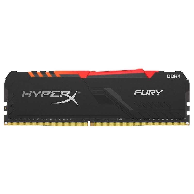 HyperX Fury RGB 8 Go DDR4 3000 MHz CL15