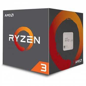 AMD Ryzen 3 1200 AF Wraith Stealth Edition (3.1 GHz / 3.4 GHz)
