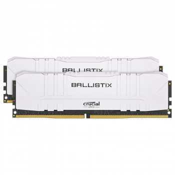 Ballistix White 32 Go (2 x 16 Go) DDR4 3600 MHz CL16