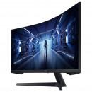 """Samsung 34"""" LED - Odyssey G5 C34G55TWWR"""