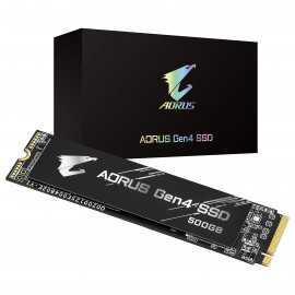 AORUS NVMe Gen4 SSD 500 Go