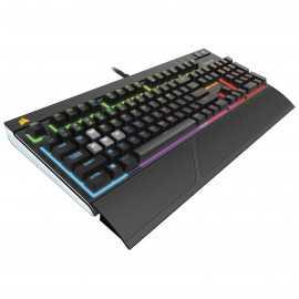 Corsair Gaming STRAFE RGB AZERTY Noir - Switches Cherry MX Silent