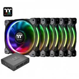 Thermaltake Riing Plus 14 RGB Radiator Fan TT Premium Edition (5 Fan Pack)